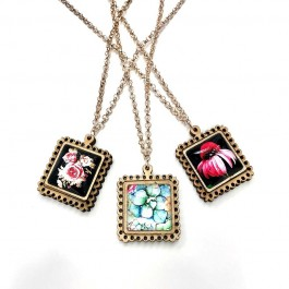 Glass Necklaces (240)